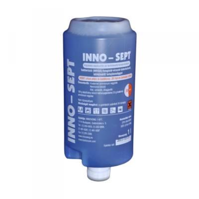 Inno-Sept 1 literes, patronos, fertőtlenítős folyékony szappan