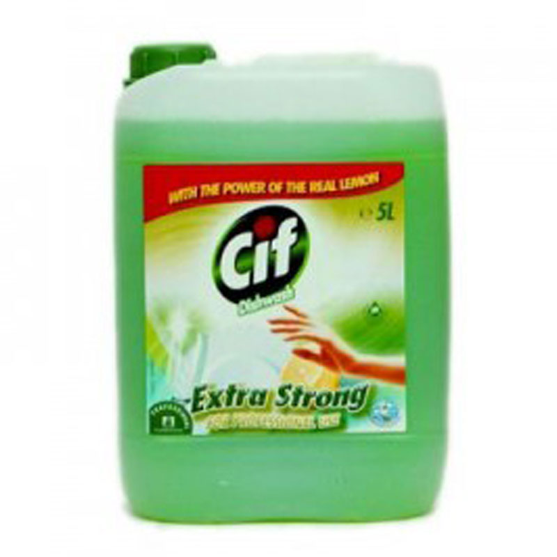 Cif Extra Strong mosogatószer 5 literes