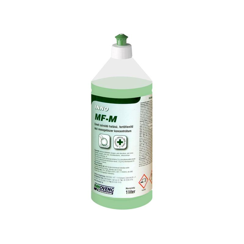 Készelthiány !! Inno MFM 1 literes fertőtlenítő mosogatószer