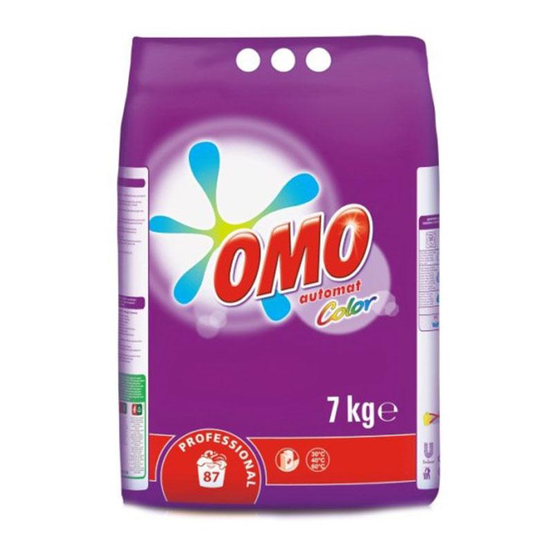 OMO Color 7 kg-os mosópor színes ruhákhoz