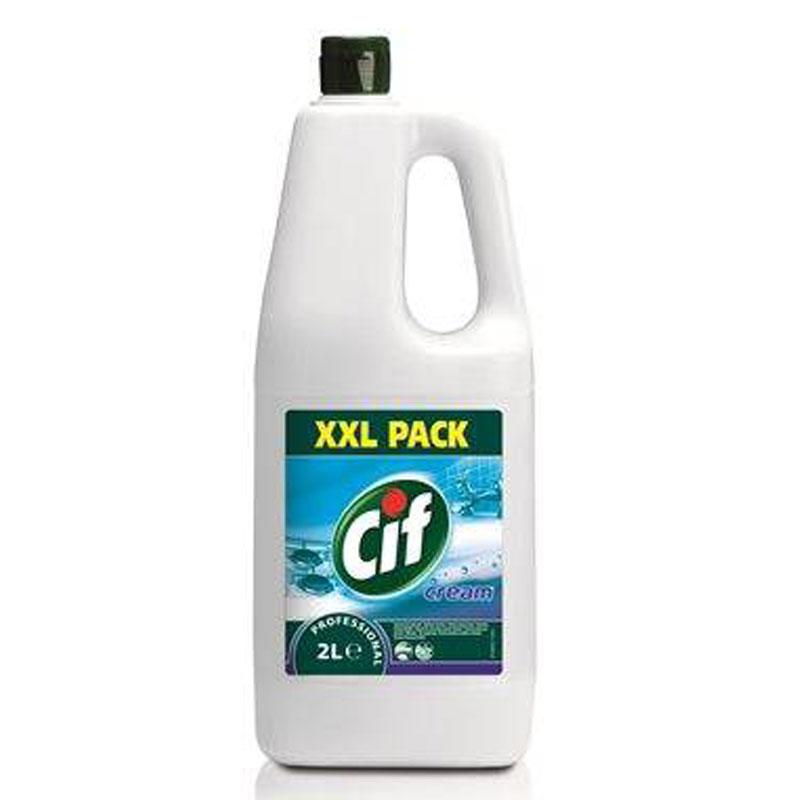 Cif  Cream (fehér) folyékony súrolószer 2 literes