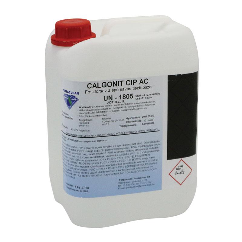 Pentat Cip AC foszforsavas vízkőoldószer 6 kg