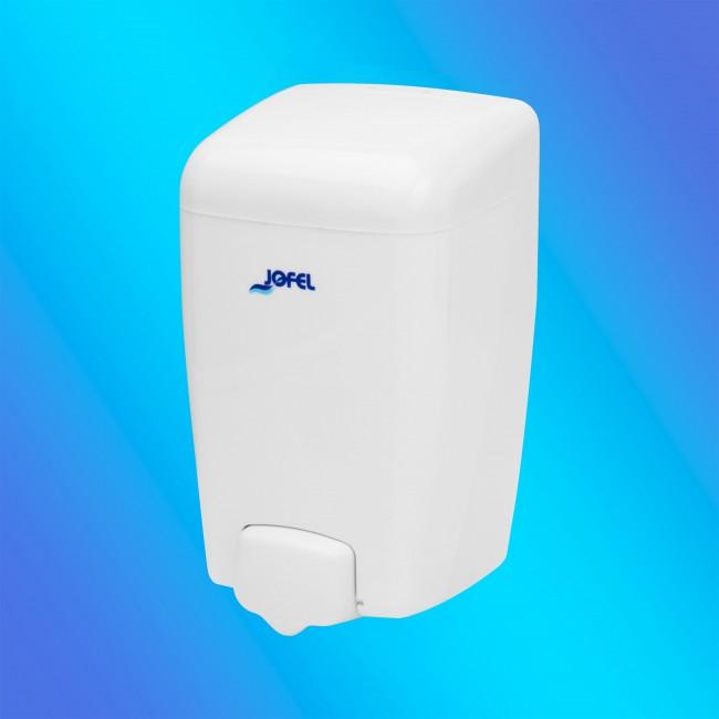Jofel AC82020 1 literes törtfehér színű műanyag szappanadagoló