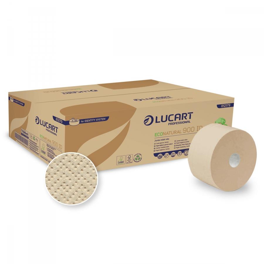 ECONATURAL 900 ID toalettpapír
