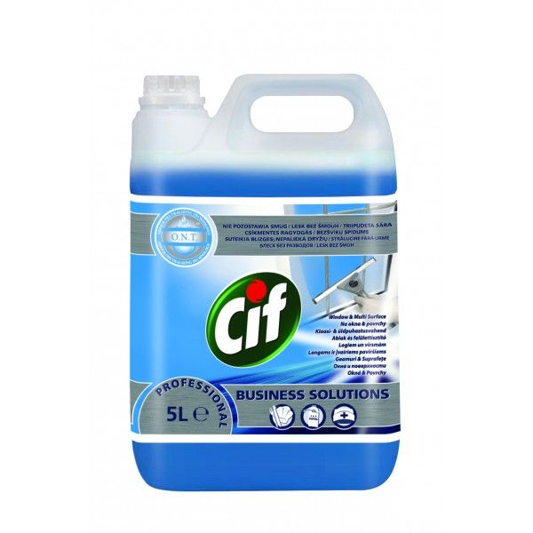 CIF ablaktisztítószer 5 literes
