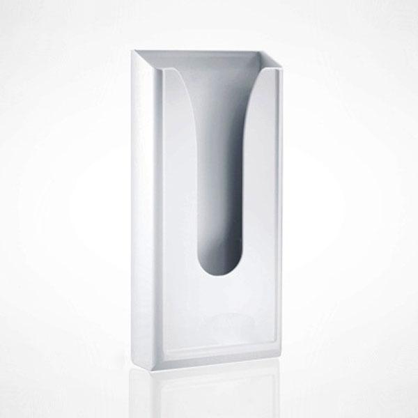 Higiéniai zacskó adagoló ( nagy), fehér, műanyag