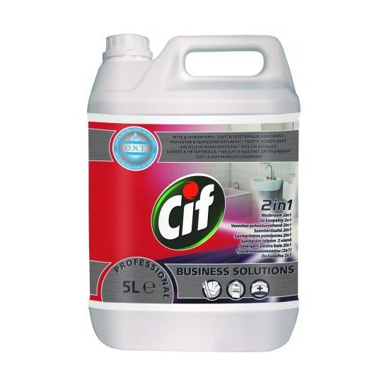 Cif fürdőszoba tisztító 5 literes