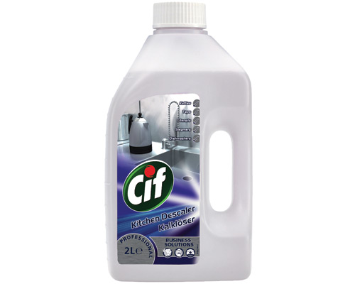 Cif Kitchen Descaler konyhai vízkőoldószer