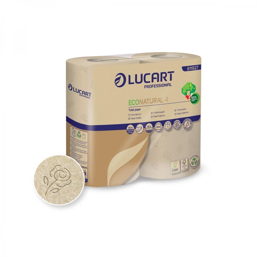 ECONATURAL 6.3 kistekercses 3 rét. toalettpapír
