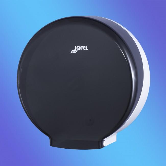 Jofel AE52400 midi, füstszínű műanyag toalettpapír adagoló