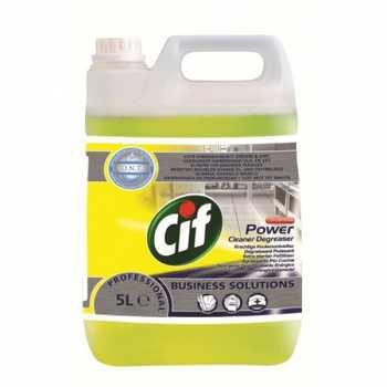 Cif erőteljes tisztító és zsíroldószer 5 literes